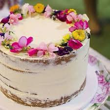 Decoration Of Cake At Home The 25 Best Flower Cakes Ideas On Pinterest Buttercream Flower