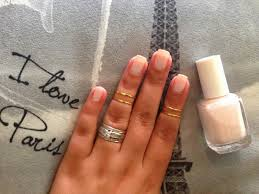 lipgloss is my drug nails of the day ballet slippers