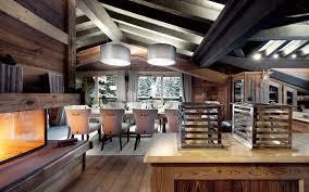 ski chalet house plans le petit chateau