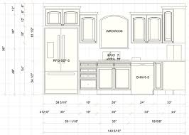simple kitchen elevation interior design