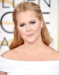 red carpet hair makeup looks january 11 2016 amy schumer 39 s metallic eyes