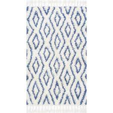 nuloom moroccan trellis shag rug 8 x 10 rugs compare prices at