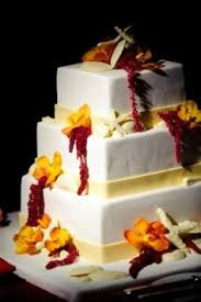 Wedding Cake Surabaya Embossed Initials In This Four Seasons Hotel Austin Wedding Cake