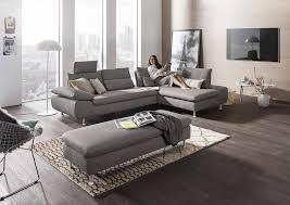 sofa designer marken design garnitur ewald schillig möbel brucker