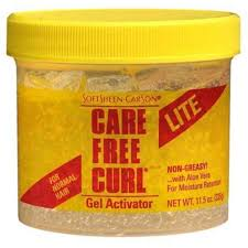 best curl activator gel for hair softsheen carson care free curl gold instant activator walmart com