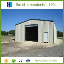 modular cheap aircraft hangar steel warehouse ready made hangar