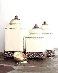 kitchen ceramic canister sets ceramic kitchen canisters listcleanupt com