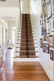 Leopard Print Runner Rug A New Orleans Vibe Giveaway Staircases Foyers And Stairways