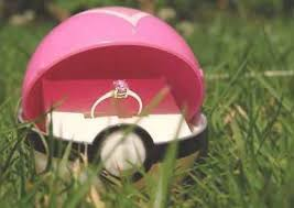 pokeball engagement ring these 7 unique and surprising ring boxes will inspire you