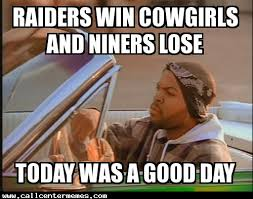 Raider Nation Memes - raider nation call center memes