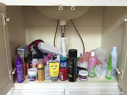 bathroom cabinet organizer ideas bathroom organization ideas before and after photos