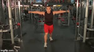 Flat Db Bench Flat Db Bench Press Db Flyes Cable Crossover Low Cable Flyes