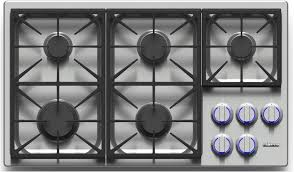 Westinghouse 5 Burner Gas Cooktop Dacor Gas Cooktops