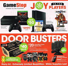 best ps4 console only deals black friday 2016 gamestop u0027s black friday ad leaks reveals 299 ps4 xbox one