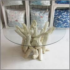 aweinspiring ist driftwood coffee table for biomorphic plate glass