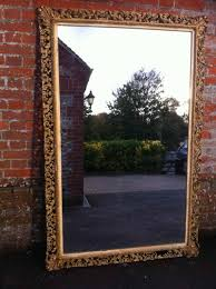 Large Mirror Large Antique French Carved Wood Decorative Mirror Antique All