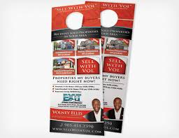 door hanger flyer template door hanger printing toronto 1 000 colour printed for just 217