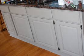 old kitchen cabinets makeoverchalk painted kitchen cabinets years