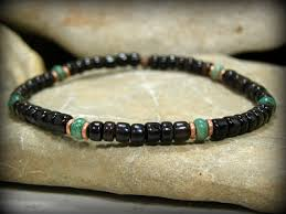 mens beaded jewelry bracelet images Mens tribal bracelet mens beaded bracelet mens turquoise jpg