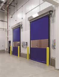 Roll Up Doors Interior 515 Interior Fabric Roll Up Marathon High Speed Door System