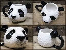 lavieen rakuten global market animal mugs panda panda fashion