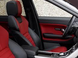 range rover evoque interior 2016 range rover evoque td4 4wd in yulong white interior front