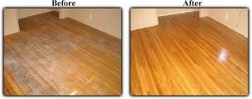 Refinished Hardwood Floors Before And After Before And After Hardwood Floor Refinishing Saving Maple