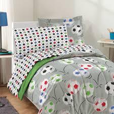 Soccer Comforter Dream Factory Soccer Comforter Set Jcpenney