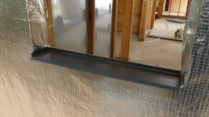 Patio Door Sill Pan Exterior Door Pans Outdoor