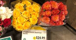 how much is a dozen roses two dozen whole foods market roses only 19 99 for prime