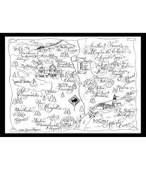 Map Of Portland Or Area by Maps And Totes U2013 Laura Hooper Calligraphy