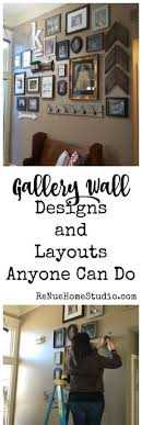 how to do a gallery wall dos and don t of a gallery wall best of pinterest pinterest