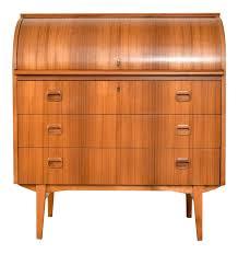 vintage u0026 used danish modern secretary desks chairish