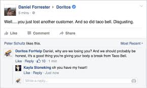 target black friday troll target troll strikes again posing as doritos to taunt haters of