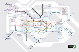 underground map the football version of the underground map who