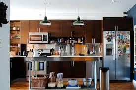 stainless steel kitchen island stainless steel kitchen beautify your kitchen island fresh