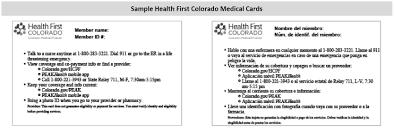 chp call log how do i print a health first colorado medical card through peak