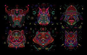 pattern illustration tumblr yoaz