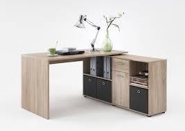 Schreibtisch In Buche Schreibtisch Winkelkombi Eiche