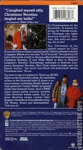 national lampoon u0027s christmas vacation vhscollector com your