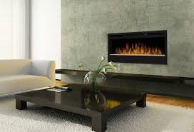 decoration wall built in fireplace the corner living room with