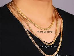 necklace size men images 57 what size chain for necklace choosing the right length for jpg