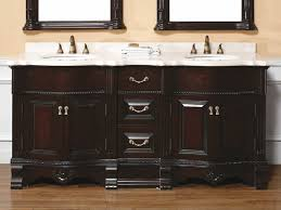 solid wood bathroom cabinet captivating bathroom amazing dark cherry cabinet designed with on
