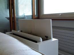 meuble tv caché installation home cinéma motorisées lift écran de projection