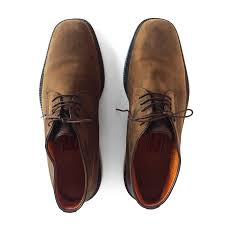 cole haan city weatherproof brown men u0027s size 11m suede lace up