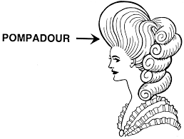 pompadour hairstyle wikipedia