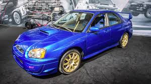 subaru hatchback jdm evolution of the subaru sti autotrader ca