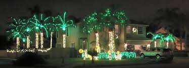 Commercial Christmas Decorations Miami by Home
