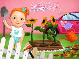 Cleaning Games For Girls Sweet Baby Cleanup 2 Android Apps On Google Play