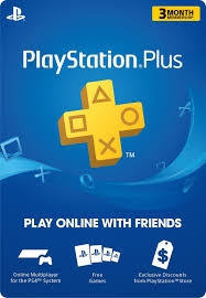 amazon com 3 month playstation plus membership ps3 ps4 ps image unavailable